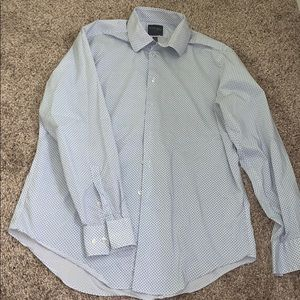 Madison Slim Fit long sleeve button down